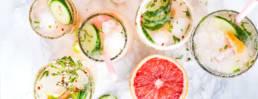 cocktail pour anniversaire