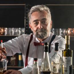 Sébastien, créateur du bar mixologie