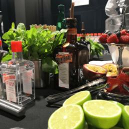 Atelier Cointreau Fizz cocktail