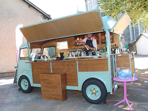 Le bar truck d'Esprit Cocktail
