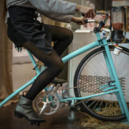 Le vélo smoothie d'Esprit Cocktail